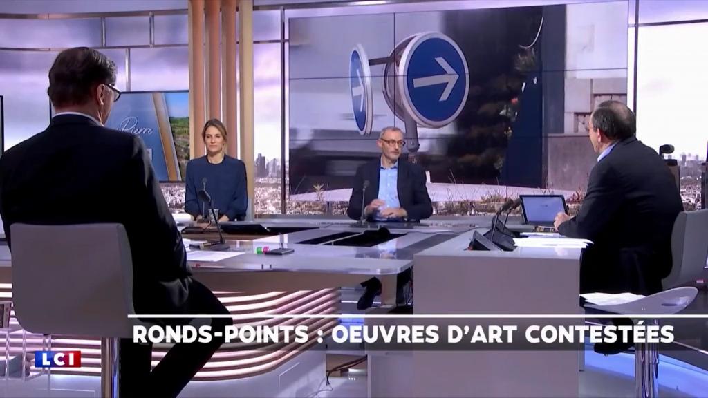 LCI Jean-Pierre et vous : «  La folie des ronds-points »