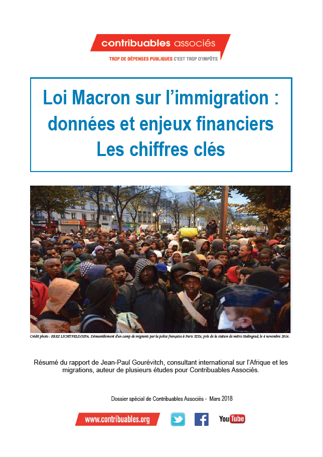 loi macron immigration rapport gourevitch