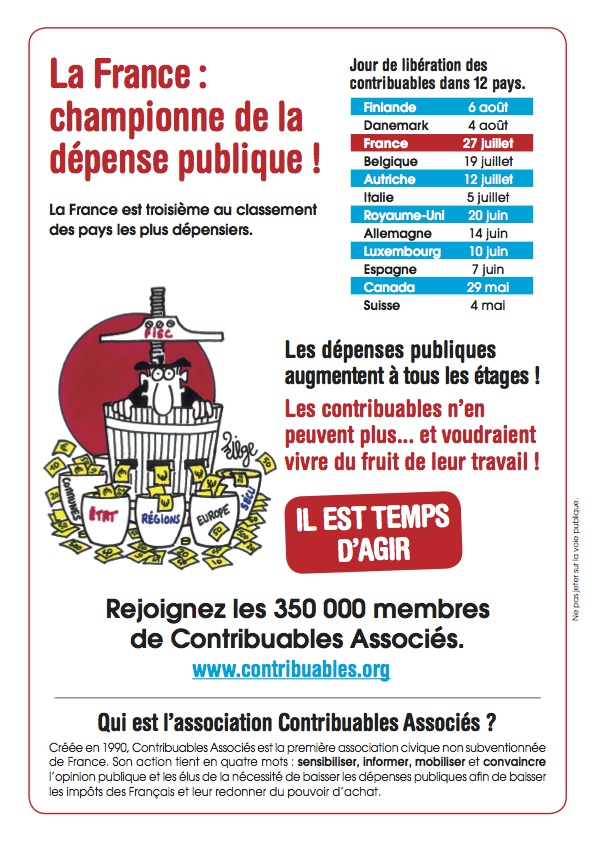 tract Libération Fiscale 2014 2