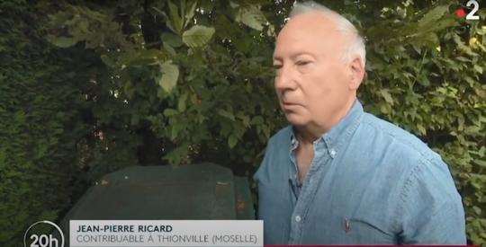 Explosion de la taxe sur les ordures ménagères : Jean-Pierre, membre de Contribuables Associés, riposte sur France 2