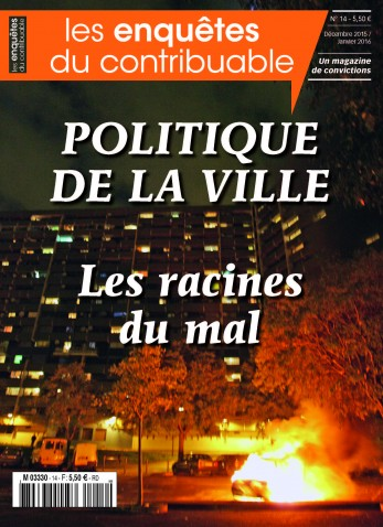 enquêtes du contribuable politique de la ville