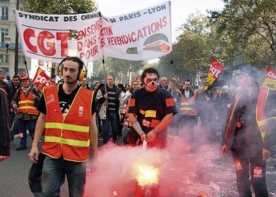 Non au financement des syndicats avec l'argent de nos impôts !