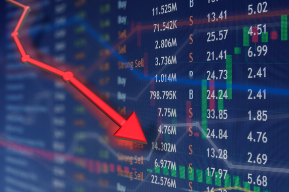 crise baisse bourse©shutterstock