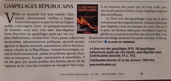 lng politique magazine