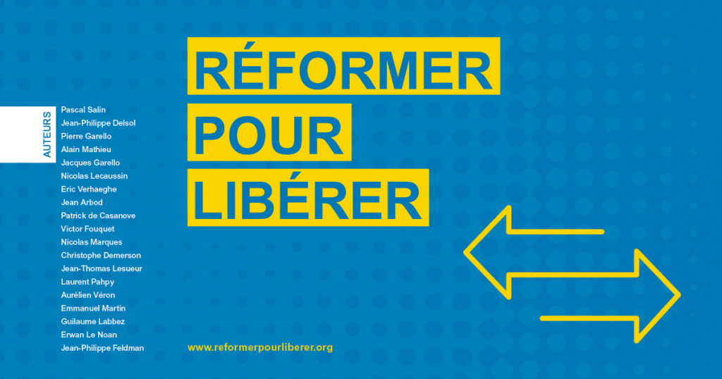 reformer pour liberer contribuables associes
